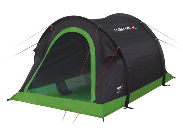 High Peak Stella 2 Tent, phantom/green